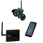 ELRO C960DVR Digitales Aufzeichnungskamera Set klein